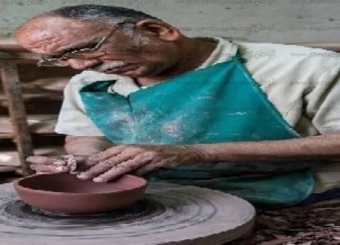 «جراجوس» قلعة صناعة الخزف القناوى