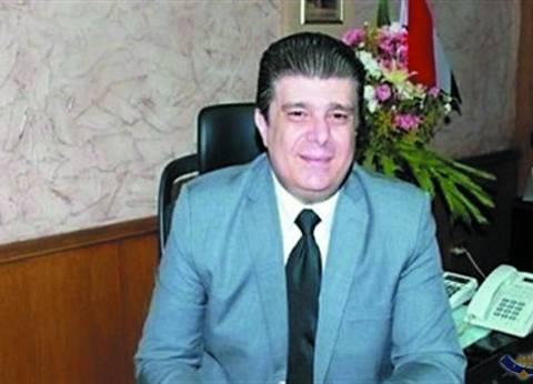 """رئيس """"الوطنية للإعلام"""" يصل مكتبه في ماسبيرو"""