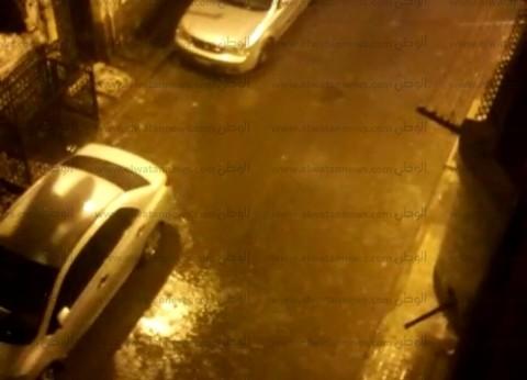 موجة من الطقس السيئ تضرب القليوبية