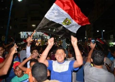 """""""عمد ومشايخ قبائل مطروح"""" يهنئ المصريين بالصعود لكأس العالم"""