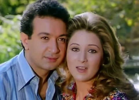 """""""حبيبي دائما"""" قصة حب جمعت نور الشريف وبوسي في السينما والواقع"""