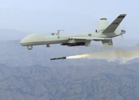 مقتل 4 من أعضاء تنظيم القاعدة بضربة لطائرة بدون طيار في اليمن