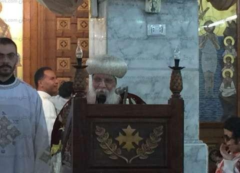 """""""مطران المنصورة"""": المسيح بارك أرض القدس ورحلة العائلة المقدسة إلى مصر"""