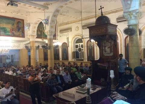 الكنيسة تنظم حفلا بمناسبة بدء الدراسة في المعاهد الدينية بشبرا الخيمة