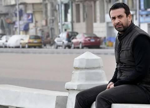 """اليوم.. كريم عبدالعزيز يستأنف تصوير """"الفيل الأزرق 2"""""""
