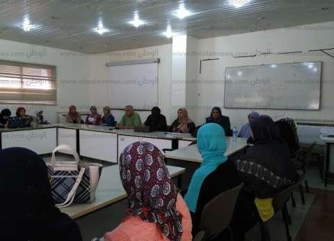 دور المرأة في مواجهة التحديات الاقتصادية.. ندوة بمركز النيل للإعلام بمطروح