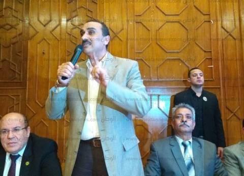 أمانات أحياء الإسماعيلية تطلق مؤتمرا جماهيريا لدعم السيسي