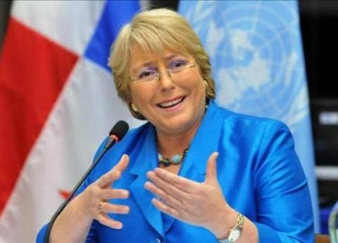 ميشيل باتشيليت.. رئيسة تشيلي السابقة المفوض السامي الـ7 للأمم المتحدة