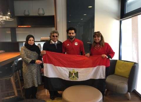 """""""سافروا سويسرا واتصوروا مع صلاح"""".. رحلة مصريين بألمانيا لتشجيع المنتخب"""