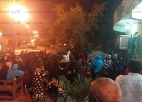 """توقف التصويت """"نصف ساعة"""" بلجنة انتخابية في أسيوط لانقطاع الكهرباء"""