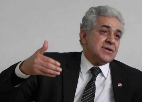 """حمدين صباحي ناعيا """"زويل"""": تخرج من تعليم """"عبدالناصر"""" ووصل إلى قمة علمية شاهقة"""