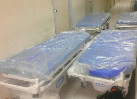وصول تجهيزات طبية حديثة لمستشفى الأقصر الدولي بـ1.75 مليون جنيه