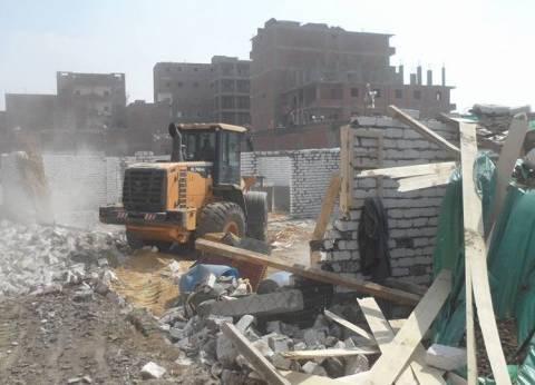 تعديات بنى سويف: 55 ألف حالة تعدٍّ على أراضٍ منذ ثورة يناير