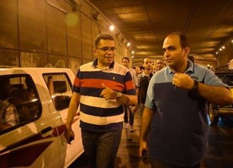 الإسكندرية تستعد لموسم الشتاء بتنفيذ نموذج محاكاة لتساقط الأمطار