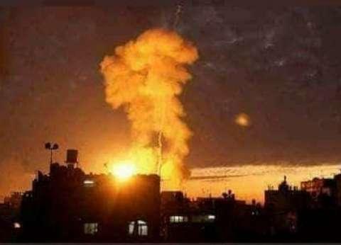 عاجل| الاحتلال الإسرائيلي يقصف مواقع المقاومة شرق قطاع غزة