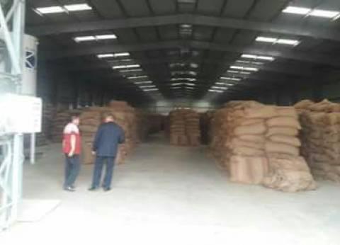 """""""زراعة الغربية"""": توريد 121 ألف طن قمح.. وعملية الاستلام تجرى بسلاسة"""