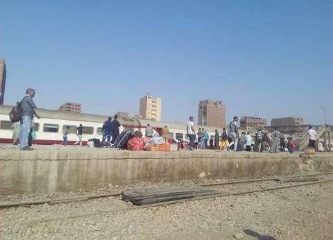 """""""سكك حديد بورسعيد"""": حركة القطارات مستقرة"""