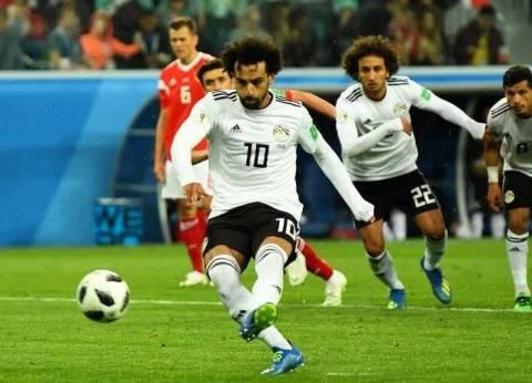 4 تشابهات بين هدفي مجدي عبدالغني ومحمد صلاح في كأس العالم