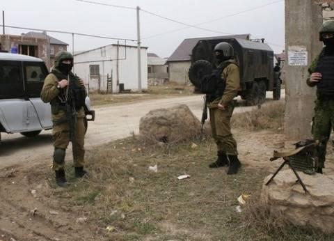 """القضاء على اثنين من الإرهابيين في """"داغستان"""""""