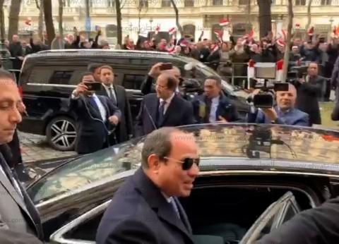 عاجل| الرئيس السيسي يعود إلى أرض الوطن عقب زيارته للنمسا