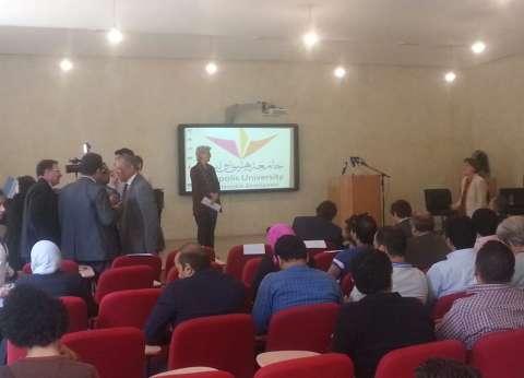 رئيس جامعة هليوبوليس: 82%من موارد مصر المائية تذهب للزراعة
