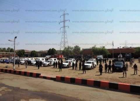 غرفة عمليات القوات المسلحة: انتشار 185 ألف ضابط بجميع اللجان الانتخابية