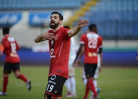 عاجل| عبد الله السعيد يجدد للأهلى 3 سنوات