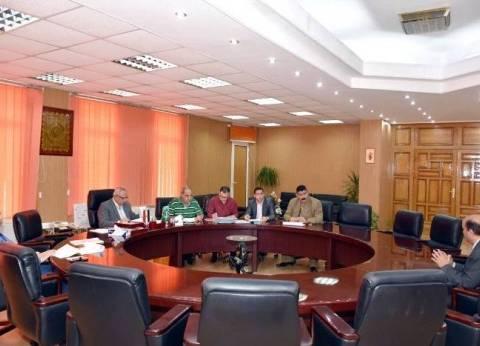 محافظ الشرقية يترأس لجنة لاختيار مديرين لـ5 مستشفيات
