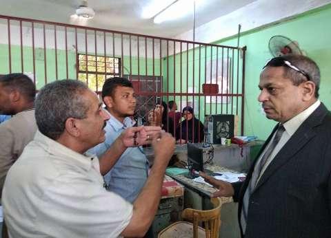 ضبط 2381 قضية تموينية خلال شهر في المنيا