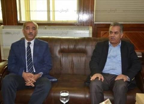 وصول وزير الآثار إلى كفر الشيخ لافتتاح بعض المساجد الأثرية