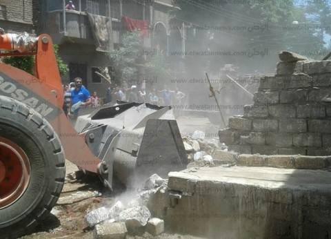 محافظ أسيوط: استرداد 3 أفدنةونصف أملاك دولة بمركزي ساحل سليم وصدفا