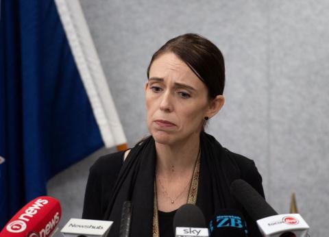 رئيسة وزراء نيوزيلندا: مُنفذ مجزرة المسجدين سيحاكم بحزم