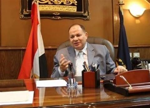 """محافظ الفيوم ينعى ضحايا حادث قطار """"محطة مصر"""""""
