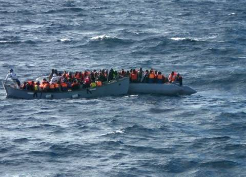 غرق 130 مهاجرا قبالة ساحل جيبوتي