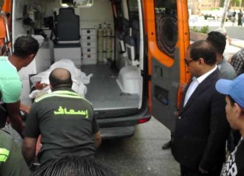 مصرع طفل وإصابة والده صدمتهما سيارة في أشمون بالمنوفية