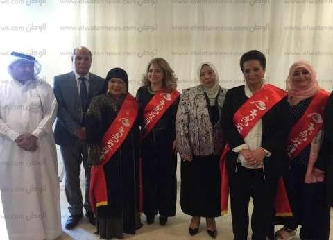 رئيس جامعة كفر الشيخ يشارك في المهرجان الدولي الرابع للأم المثالية