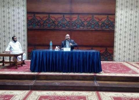 الداعية محمد وهدان: جبر الخواطر أفضل العبادات