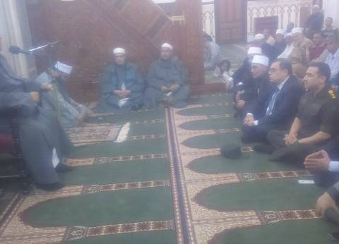 """""""الهجان"""" يشهد احتفال مديرية أوقاف قنا بذكرى المولد النبوي الشريف"""