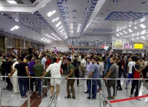 محافظ النجف: قرار بإنهاء عمل رئاسة مجلس إدارة المطار