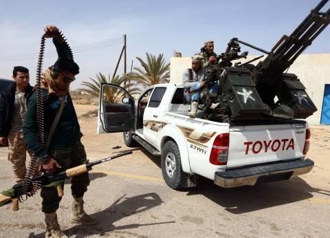 قوات الحكومة الليبية تسيطر على ميناء سرت.. وتحبط هجوما للإرهابيين