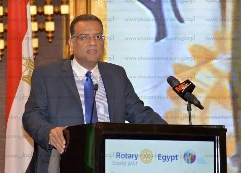 محمود مسلم: مصر لديها صوت مسموع دوليا وتتسلح بإنجازاتها