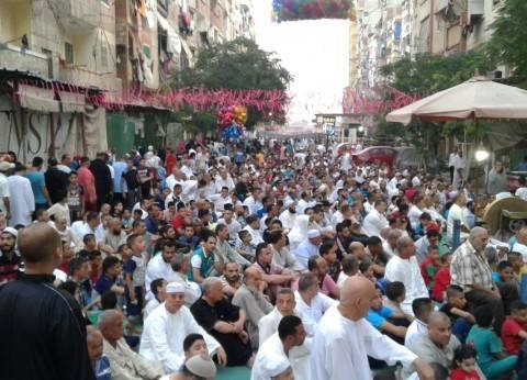 """""""أوقاف الإسكندرية"""": 7 ساحات غير مدرجة وتم السيطرة عليهم بأئمة الوزارة"""