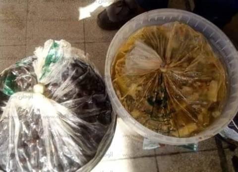 ضبط 233 قضية تموينية في حملة لمديرية أمن القاهرة