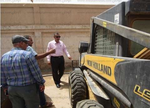 """رئيس """"أبو رديس"""" يعلن الطوارئ لمجابهة سوء الأحوال الجوية"""