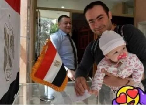 مشاركة المصريين بالخارج تسطر فصولا من ديمقراطية الدستور الوطني