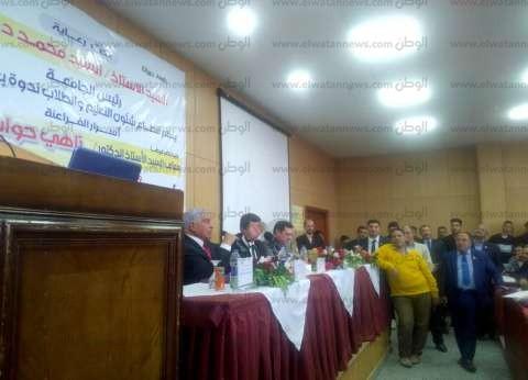 زاهي حواس: صان الحجر من أهم المواقع الأثرية في مصر