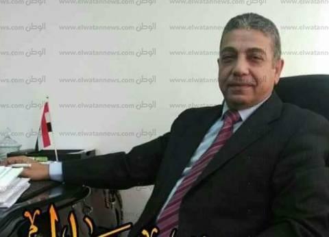 """مجلس إدارة """"قضايا الدولة"""" يهنئ هشام مصطفى برئاسة نادي بني سويف"""