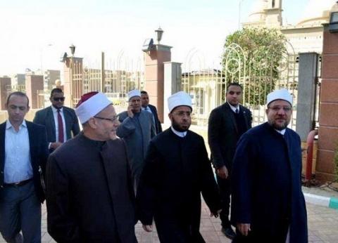"""أسامة الأزهري لـ""""الوطن"""": من يدعو للمقاطعة لا يريد الخير لمصر"""