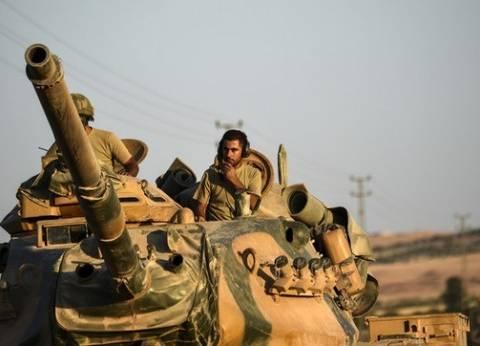 نشطاء ينشرون فيديو لرتل عسكري تركي يدخل إدلب متوجها إلى مطار تفتناز