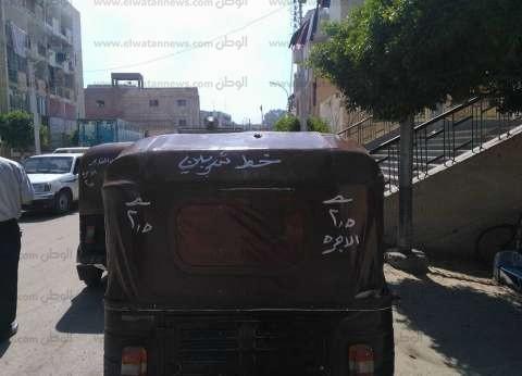 القبض على تشكيل عصابي تخصص في السرقة بالإكراه في مدينة السلام